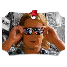 Load image into Gallery viewer, They Live Movie Christmas Ornament