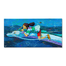 Load image into Gallery viewer, Spirited Away Canvas Print