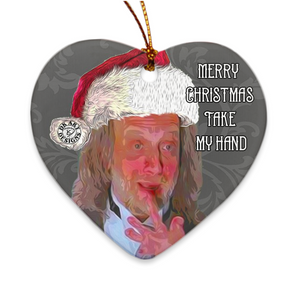 Strong Hand Christmas Ornament Scary Movie 2