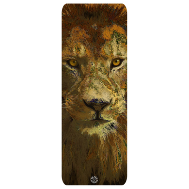 Lion Yoga Mat Exercise Mat