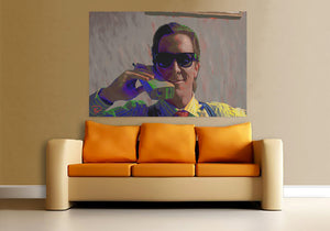 American Psycho Canvas Wall Art