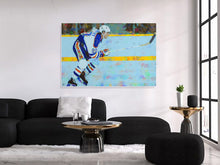 Load image into Gallery viewer, Wayne Gretzky Canvas Print