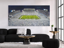 Load image into Gallery viewer, Beaver Stadium Canvas Print Penn State Decor
