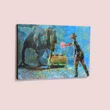 Load image into Gallery viewer, Jurassic Park Canvas Print