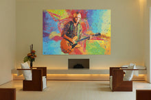 Load image into Gallery viewer, Tom Petty Canvas Print