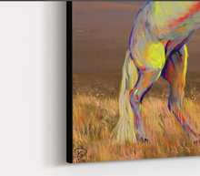 Load image into Gallery viewer, Horse Wall Art Canvas Print