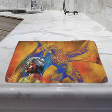 Load image into Gallery viewer, Game of Thrones Dish Towel Dragon Decor Dragon Home Decor Game of Thrones Gift