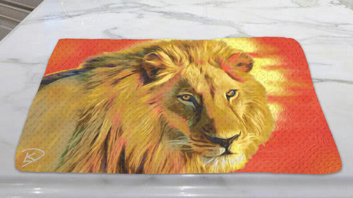 Lion King Dish Towel Lion King Decor