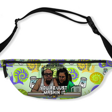 Load image into Gallery viewer, Frank Reynolds Fanny Pack Danny Devito Its Always Sunny