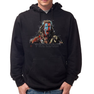 Braveheart Hoodie William Wallace Pullover Sweatshirt