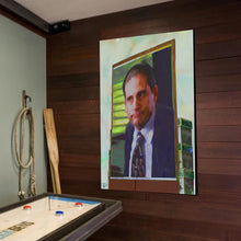 Load image into Gallery viewer, Michael Scott Print Canvas Art