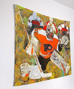 Carter Hart Tapestry Man Cave Decor