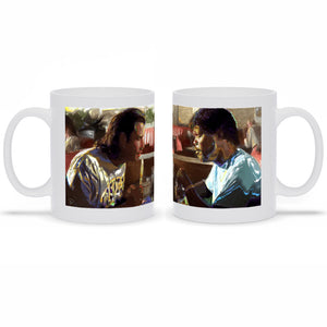 Pulp Fiction Coffee Mug