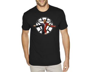 Iron Man Unisex T-shirt Tony Stark Art