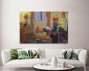 Dumb and Dumber Canvas Print