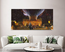 Load image into Gallery viewer, Count of Monte Cristo Canvas Print