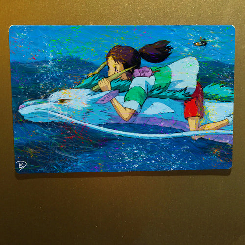 Spirited Away Fridge Magnet