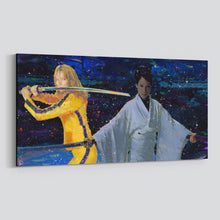 Load image into Gallery viewer, Kill Bill Canvas Print