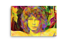 Load image into Gallery viewer, Jim Morrison Canvas The Doors Classic Rock Wall Art