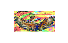 Load image into Gallery viewer, American Eagle Beach Towel