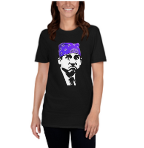Michael Scott T-shirt Prison Mike Unisex Shirt The Office