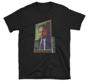 Michael Scott Roast T-Shirt Unisex Shirt