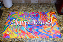 Load image into Gallery viewer, Slurp Towel Dish Towels Kitchen Towel Kitchen Decor Dishcloth