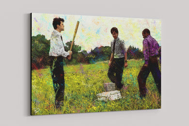 Office Space Movie Canvas Print