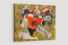 Load image into Gallery viewer, Carter Hart Canvas Print Man Cave Decor