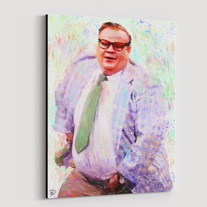 Chris Farley Canvas Print