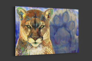 Nittany Lion Canvas Print Penn State Decor