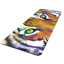 Load image into Gallery viewer, Tiger Eyes Yoga Mat Exercise Mat