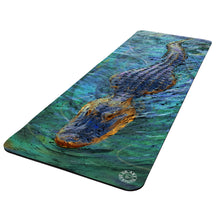 Load image into Gallery viewer, Crocodile Yoga Mat Exercise Mat