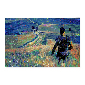 Gladiator Movie Canvas Print