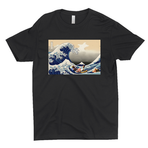 Great Wave of Rum Ham T-Shirt Always Sunny