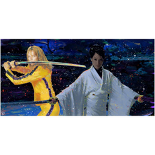 Load image into Gallery viewer, Kill Bill Poster Tarantino Poster