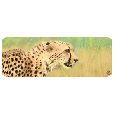 Cheetah Yoga Mat Exercise Mat