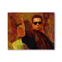 Load image into Gallery viewer, Terminator 2 Canvas Print