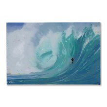 Load image into Gallery viewer, Surfboard Wall Art Canvas Print Surf Decor