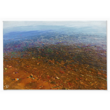 Load image into Gallery viewer, Lake Superior Canvas Print Lake House Decor