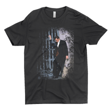 "Load image into Gallery viewer, Johnny Cash Unisex T-Shirt ""Folsom"""
