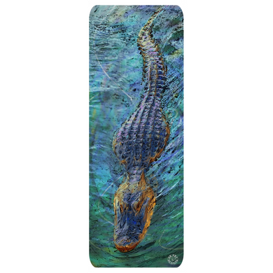 Crocodile Yoga Mat Exercise Mat