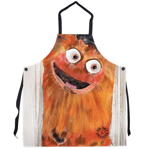 Gritty Kitchen Apron