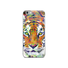Load image into Gallery viewer, Apple iPhone Case Tiger Phone Tiger Eye iPhone Case