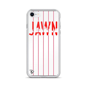 Apple Philadelphia Jawn iPhone Case Skyline Phillies Baseball iPhone Case
