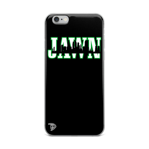 Apple Philadelphia Jawn iPhone Case Skyline Eagles Football iPhone Case