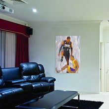 Load image into Gallery viewer, Allen Iverson Poster Man Cave Art