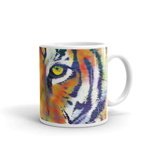 Load image into Gallery viewer, Tiger Eyes Coffee Mug