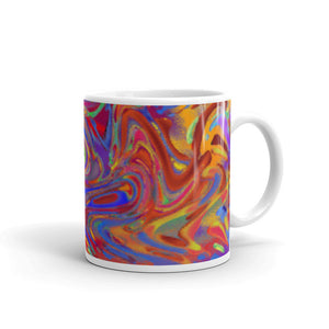 Abstract Art Coffee Mug