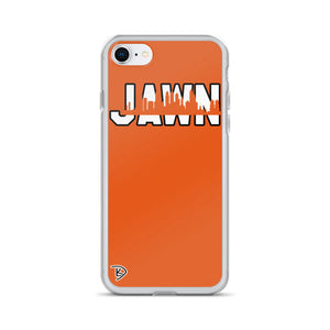 Apple Philadelphia Jawn iPhone Case Skyline Flyers Hockey Gifts iPhone Case